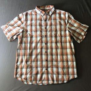 Carhartt Casual Short Sleeve Button Down Shirt